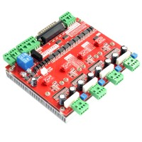 LV8727 V3 4 Axis Stepper Motor Driver Board 4.2A Controller for Engraving Machine CNC