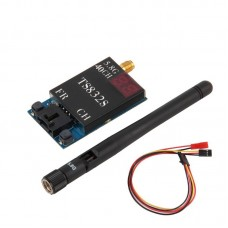 Upgraded TS832S 40CH 600mW 5.8G FPV Wireless Audio Video AV Transmitter TX for Multicopter