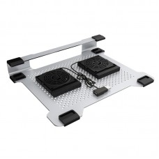 ORICO NA15 Radiator 11-17 Inch Mute Aluminum Computer Cooling Pad Thin Base Bracket Plate for Laptop PC