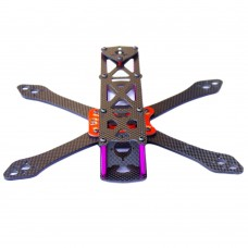 REPTILE Martian 230mm 4-Axis Carbon Fiber Racing Quadcopter Frame with Power Distribution Board for FPV