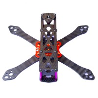 REPTILE Martian 255mm 4-Axis Carbon Fiber Racing Quadcopter Frame with Power Distribution Board for FPV