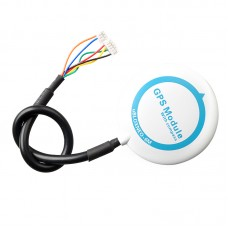 New Mini Ublox 6M GPS Module Built-in Compass for APM2.5 2.6 2.8 Flight Controller