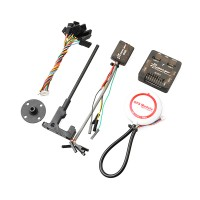 SP Racing F3 Flight Controller Acro Version with M8N GPS & CF OSD for FPV Multicopter QAV250