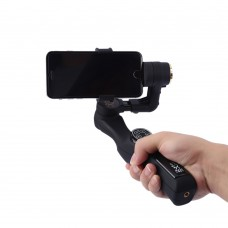 JJ-1 2-Axis Brushless Handheld Gimbal Phone Mount Support Bluetooth for Smart Phone iPhone Samsung