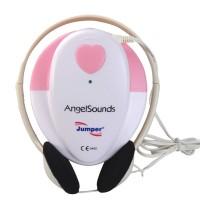 AngelSounds JPD-100S Ultrasound Prenatal Fetal Doppler Baby Heartbeat Sound Monitor Fetal Detector