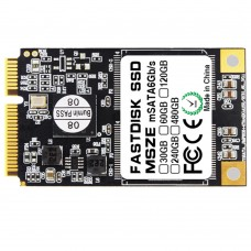 FASTDISK MSATA3 6Gbs 30G SSD Solid State Drive HDD Hard Disk for DIY Computer Laptop Desktop