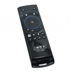 Mele F10-Pro 2.4GHz Wireless Keyboard Air Mouse Motion Controller Speaker Mic for Android TV Box