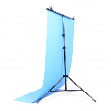 90-260 x100CM Big Size Professional T Shape Photography Background Support Stand Kit Photo Backdrop Tripod