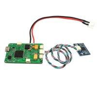 Mini Storm32 BGC 2-Axis Brushless Gimbal Controller DRV8313 Motor Drive with External Sensor Module XH
