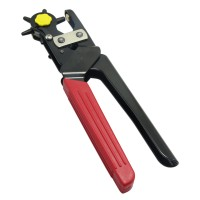 RPH-100 Drilling Clamp 185mm Fabric Leather Belt Punch Pliers Hole Puncher Perforating Tool