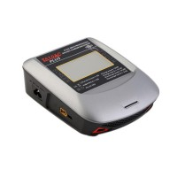 T610AC T-Plug Professional Color LCD Touch-Screen 100W AC/DC Balance Charger for RC Quadcopter UAV