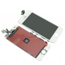 LCD Assembly Screen Replacement Display Touch Screen Digitizer for Apple iPhone 5 5G 5C Cell Phone White
