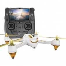 Hubsan H501S X4 5.8G FPV 4-Axis Quadcopter Drone with 1080P HD Camera GPS RC RTF UAV-White