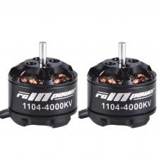 RCINPOWER X-1104 4000KV Mini Brushless Motor for 130 RC Multicopter FPV