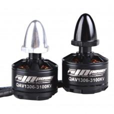 RCINPOWER QAV 1306 KV3100 Mini Brushless Motor CW CCW for 150 RC Multicopter FPV