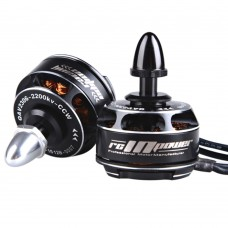 RCINPOWER G2306 2200KV Mini Brushless Motor CW CCW for RC Racing Multicopter FPV