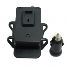 3G WCDMA 2100MHz Cell Phone Signal Booster with Phone Holder for Car Vehicle