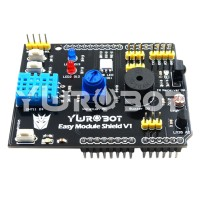 YwRobot Arduino Multifunctional Expansion Board DHT11 Temperature Humidity LM35 Compatible w/UNO