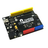 YWRduino DC7V-12V 16MHz UNO Compatible Control Board Mega328 Chip for Arduino DIY
