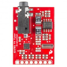 Si4703 FM Tuner Evaluation Board Radio Tuner Development Module for Arduino DIY