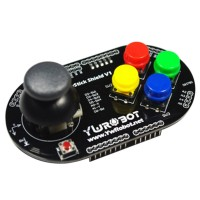 Arduino JoyStick Shield V1 Game Key Expansion Board Remote Controller for DIY