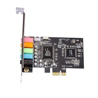 Creative SB0910 Sound Blaster Surround 5 1 X-Fi USB Sound