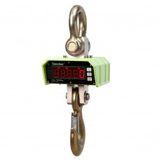 Tianchen OCS-K 10T Infrared Remote Control Solid Scale w/Hook Electronic Crane Scale Balance LED Module Display