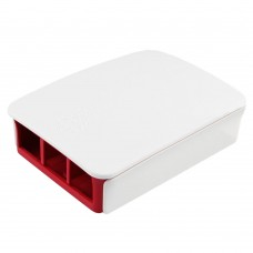 Universal White Red Case Shell Box for Raspberry Pi 2 B+ A+ 2.2 inch Screen DIY
