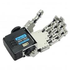 Humanoid Finger Manipulator Five Fingers Anthropomorphic Left Hand with Servo for Biped Robot DIY