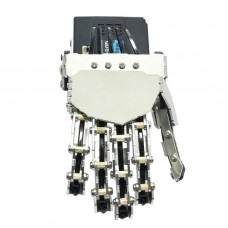 Humanoid Finger Manipulator Five Fingers Anthropomorphic Right Hand with Servo for Biped Robot DIY