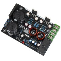 LM1875+NE5532 2.0 HIFI Amplifier Board 30W Audio Power Amp Integrate 4700UF Electrolytic Capacitor