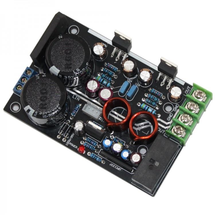LM1875+NE5532 2 0 HIFI Amplifier Board 30W Audio Power Amp