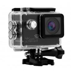 SJ8000 4K 24Fps Action Camera WiFi Sport Mini Diving Helmet Cam 30M Waterproof Gopro Camera Car DVR
