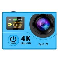 H3R H3 Ultra 4K HD WIFI Action Cameras Dual Screen Waterproof Sport Camera DV DVR Helmet Camcorder