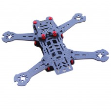Reptile 210 Mini Fat 210mm 4-Axis Carbon Fiber Mini Racing Quadcopter Frame with 600TVL Camera for FPV