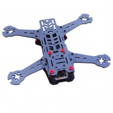 Reptile 210 Mini Fat 210mm 4-Axis Carbon Fiber Mini Racing Quadcopter Frame for FPV