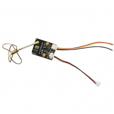 MX-VTX-B 5.8G 200mW 8CH TX Micro Audio Video AV Transmitter for FPV RC Multicopter Quadcopter