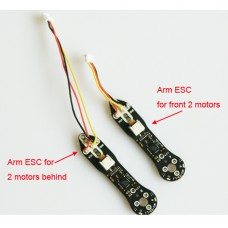 Hermit 145 Mini 4-Axis Arm ESC Electrical Speed Controller for Quadcopter Multicopter