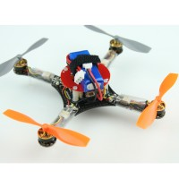 Oversky Super-X Micro Brushless 4-Axis Quadcopter Kit 2S w/Motor ESC Flight Control Propeller for FPV