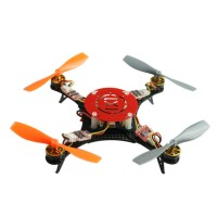 OVERSKY Super-X V2 125mm Brushless 4-Axis Quadcopter Kit 1S w/Motor ESC Flight Control Propellers for FPV