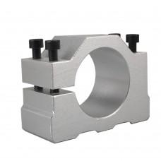 Motor Mount Bracket Clamp 48mm Diameter with 4 Screws for 300W Water Cooling Motor Engraving Machine CNC