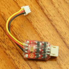 MU-3A 3A 7.4V ESC Electronic Speed Controller 2S for FPV RC Multicopter Quadcopter