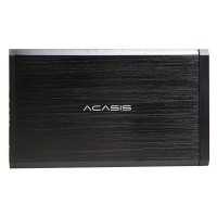 Universal Acasis BA-06USI 3.5inch Aluminum IDE SATA USB 2.0 Serial Parallel Dual Using HDD Enclosure Hard Drive Box FS