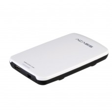 ACASIS FA-05U 2.5 Inch USB2.0 External Hard Drive Disk HDD Enclosure Case with Cable for 9.5mm SATA HDD