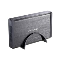 High Quality Aluminum Alloy Acasis BA-06US 3.5 Inch USB 3.0 To SATA External HDD Enclosure 4TB Hard Drive Case
