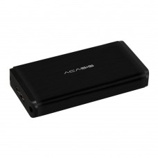 Acasis FA-2283 mSATA to USB 3.0 SSD HDD Enclosure Adapter Case Support UASP Super Speed 6Gbs 520MBS FS