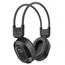 C-200A Wireless Headphone Earphone FM Radio Stereo MP3 PC TV Audio Phones Headset