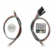 BN-180 Ublox M8030KT DC2.8-6.0V GPS Module with Antenna for FPV Multicopter