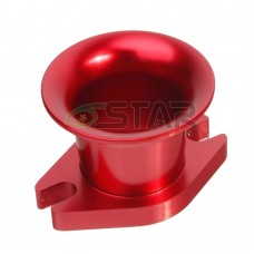 6STARHOBBY CNC Aluminum Alloy Air Horn Inlet for DLE30 DLE50 DLE55 Zenoah G80 and CRRC Gas Engine