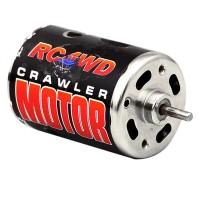 RC4WD 540 Crawler Brushed Motor 80T 65T 55T 45T for RC Car Truck Toys DIY